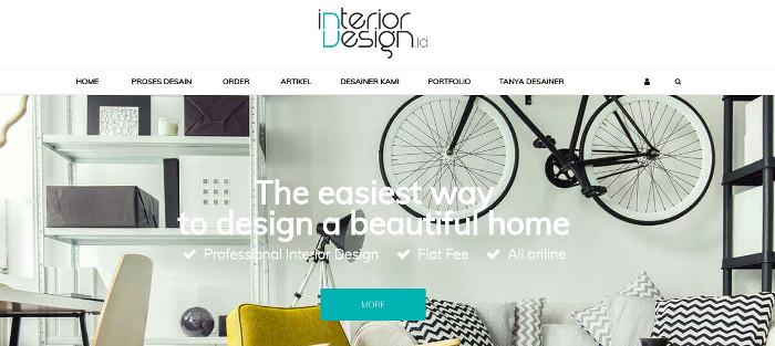 Website Seputar Desain Interior Yang Bisa Anda Ikuti