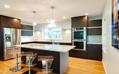 Rekomendasi Bentuk Ruang Dapur Kekinian