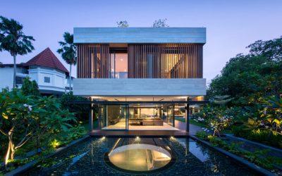 5 Desain Rumah Tingkat Minimalis Pasti Homey