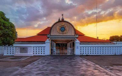 Keunikan Struktur Bangunan Masjid Gedhe Kauman yang Jarang Diketahui