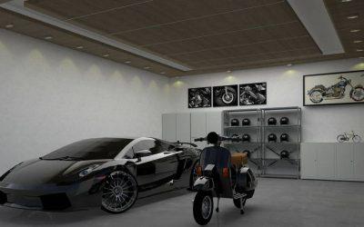 Tips Membangun Garasi Untuk Perlindungan Mobil Anda