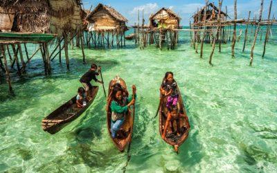 Struktur Rumah Suku Bajo