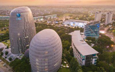 7 Desain bangunan Unik Jakarta